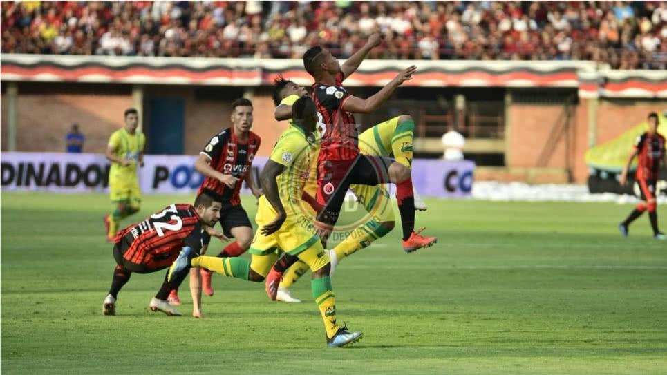En el último suspiro Cúcuta le ganó 3 - 2 a Bucaramanga el clásico del oriente colombiano  | Deportes | EL FRENTE