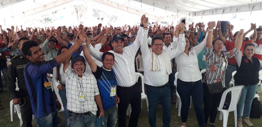 Primer Encuentro Comunal  de Soto Norte en Matanza   EL FRENTE