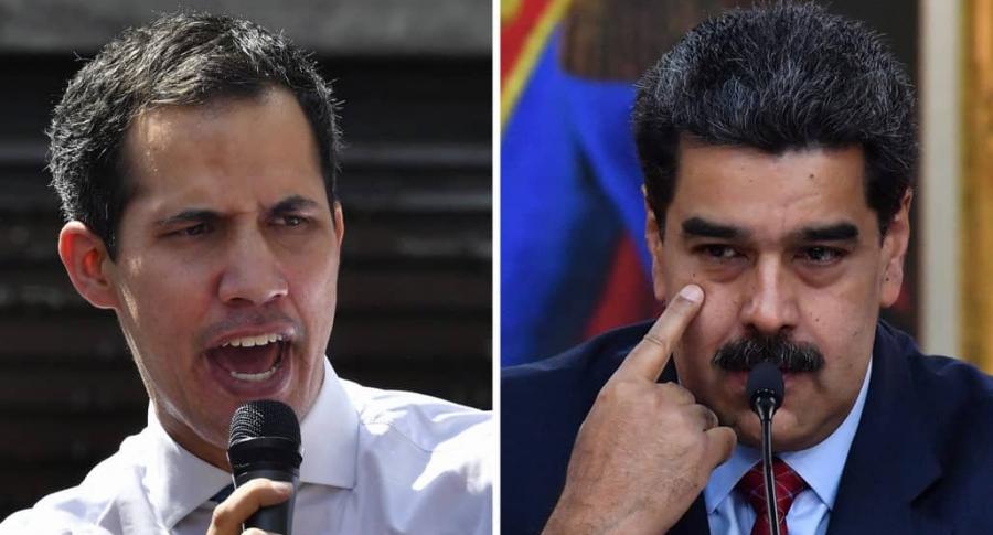 Guaidó trata a Maduro de cínico  | Mundo | EL FRENTE