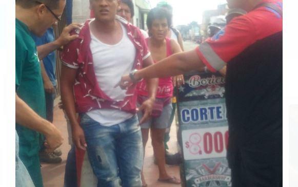 Hombre acusado de robar una ambulancia por poco es linchado en Bucaramanga | EL FRENTE