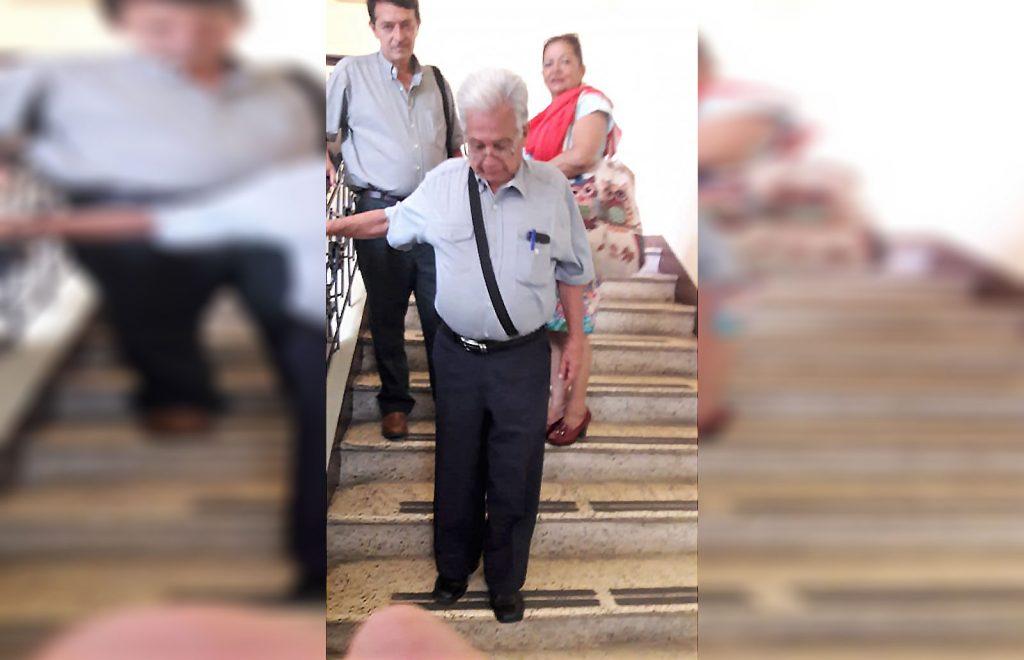 Sancionaron con 18 millones a santandereano porque se le cayó el pantalón en el Aeropuerto | EL FRENTE