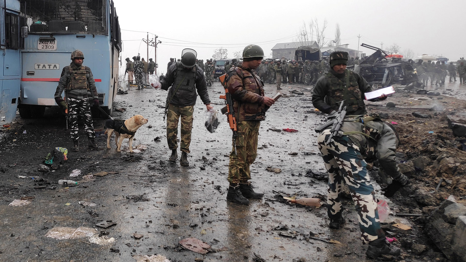 Al menos nueve muertos por combates en región de Cachemira | Mundo | EL FRENTE