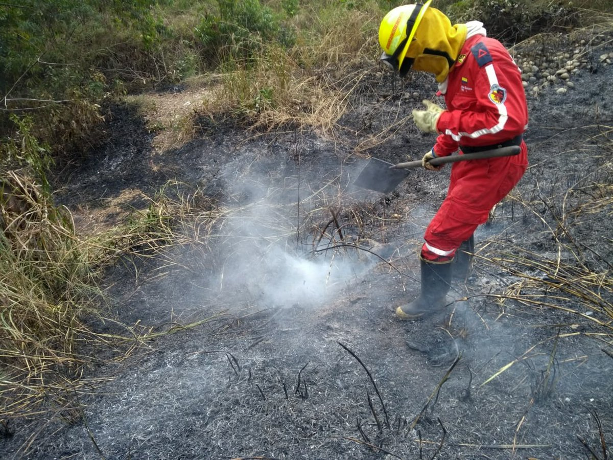Llamado a la comunidad de Barrancabermeja. Alerta por incremento de incendios forestales | Santander | EL FRENTE