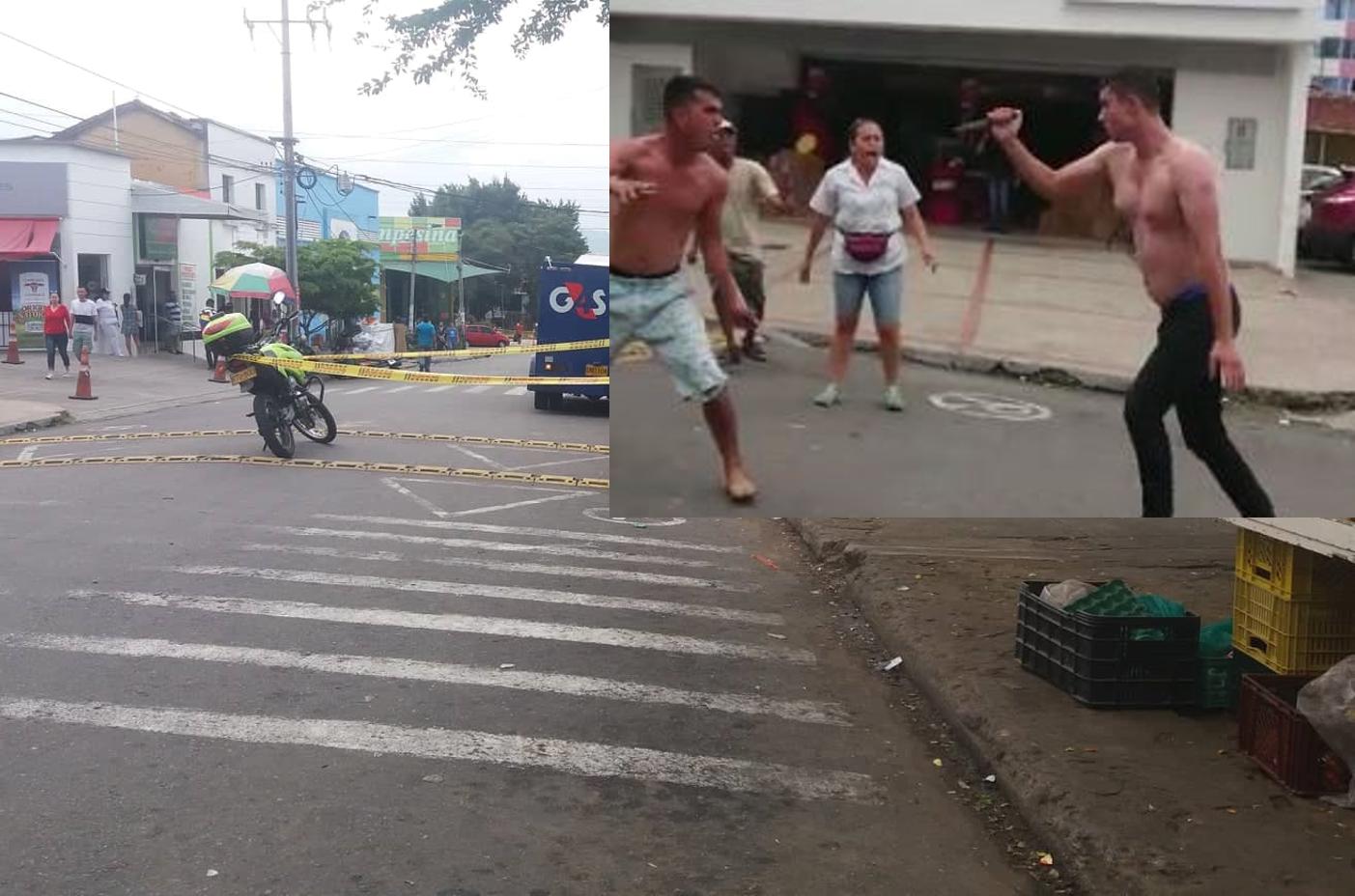 Ampliación. Por un celular murió apuñalado un venezolano | Justicia | EL FRENTE