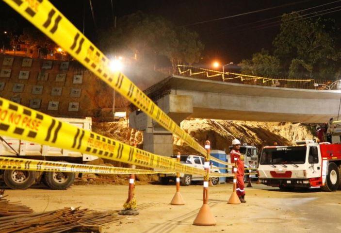 Cierre total por obras del intercambiador de Fátima | Floridablanca | Metro | EL FRENTE