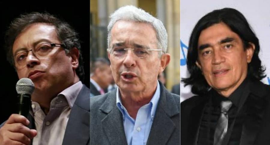 Petro y Gustavo Bolívar fueron demandados por bullying al expresidente Uribe   Nacional   Política   EL FRENTE