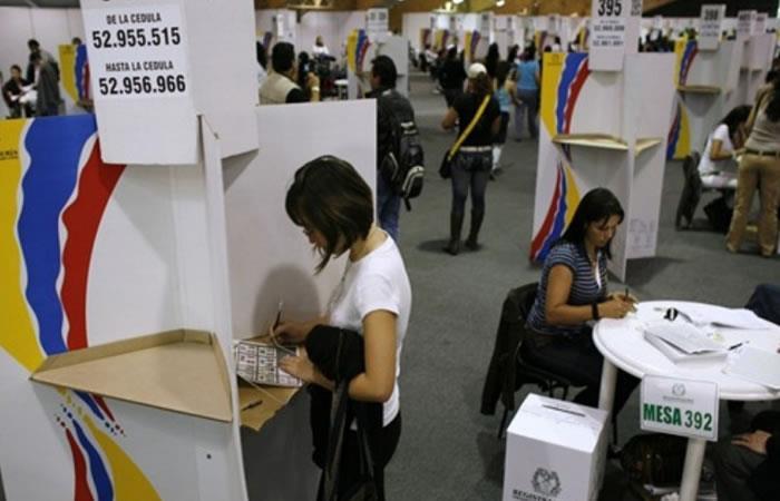 Consejo Nacional Electoral fija valores de reposición de votos para consultas de 2019   Nacional   Política   EL FRENTE