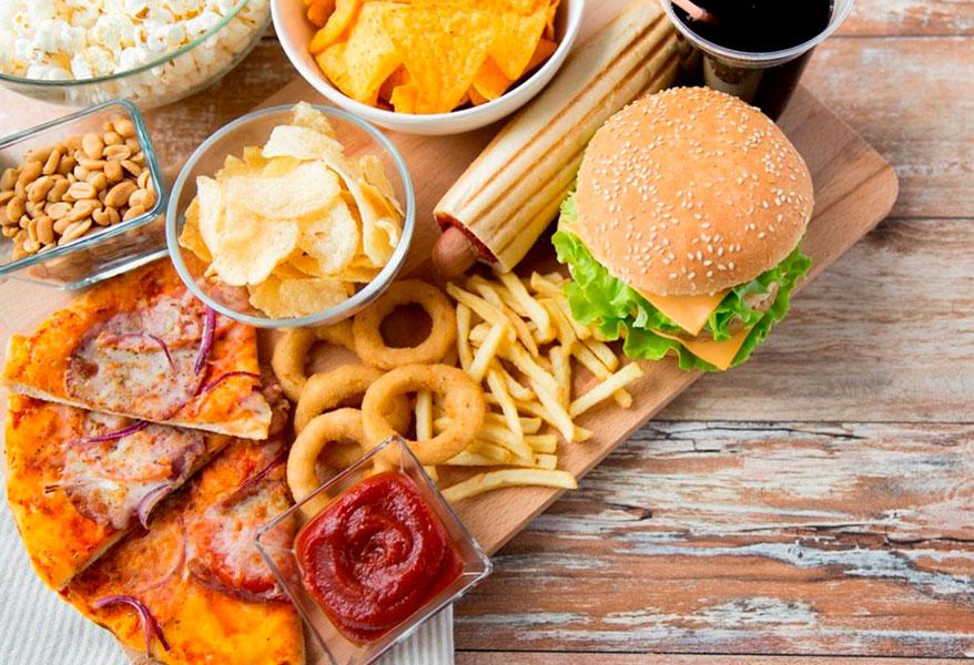 El cambió la comida rápida en 30 años: menús mucho menos saludables hoy | Salud | Variedades | EL FRENTE