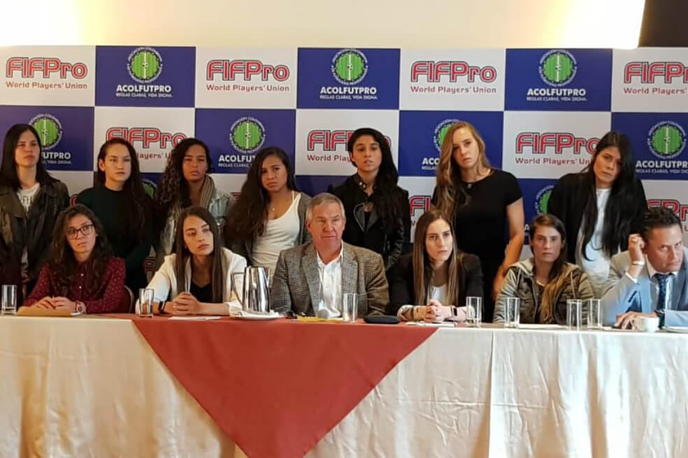 Jugadoras reiteraron denuncias en fútbol femenino | Nacional | Deportes | EL FRENTE