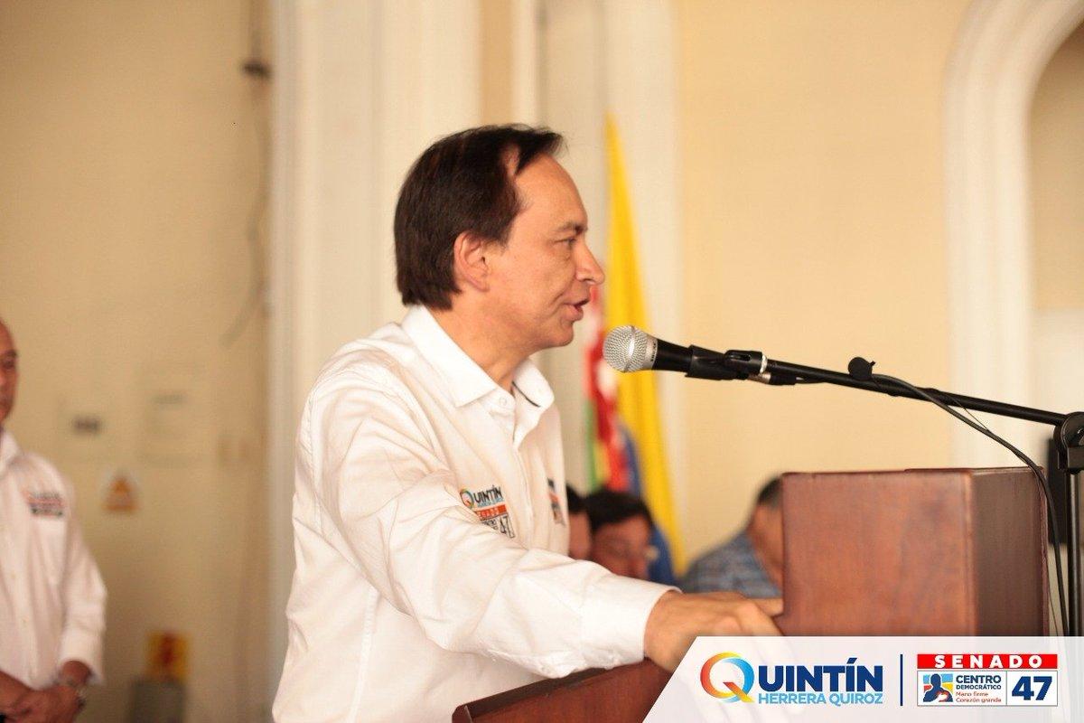 Cinco candidatos del Centro Democrático | Tribuna | Política | EL FRENTE