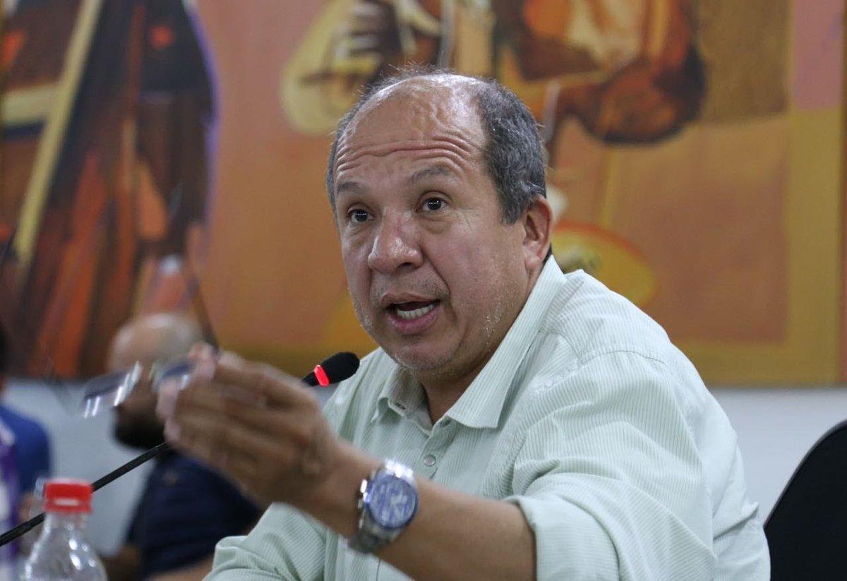 Pedro Nilson Amaya aspirante a la alcaldía | Tribuna | Política | EL FRENTE