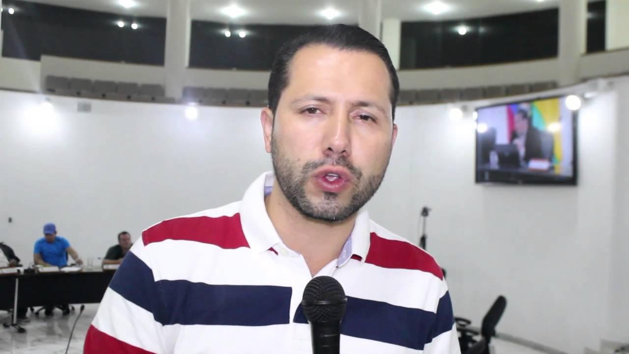 El líder religioso Jaime Andrés Beltrán también está en campaña  | Tribuna | Política | EL FRENTE