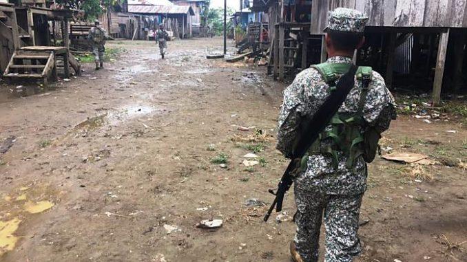 Cuatro niños indígenas murieron atrapados por enfrentamientos entre el ELN y el Clan del Golfo | EL FRENTE