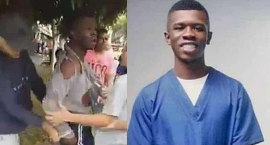 En Medellín señalaron a joven negro de ladrón sin serlo | EL FRENTE