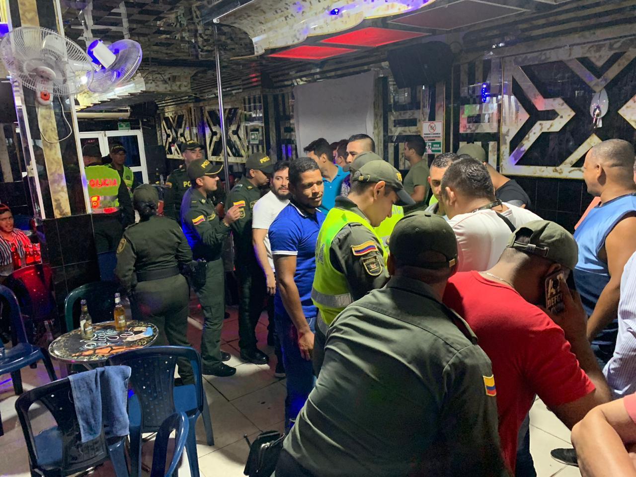 Autoridades intervinieron puntos críticos de Barrancabermeja. Seguridad se refuerza en las comunas | EL FRENTE