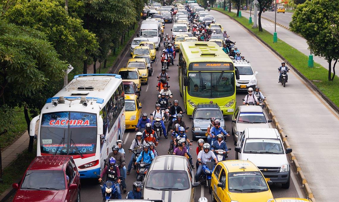No se adoptarán medidas adicionales de Pico y Placa en Bucaramanga   EL FRENTE