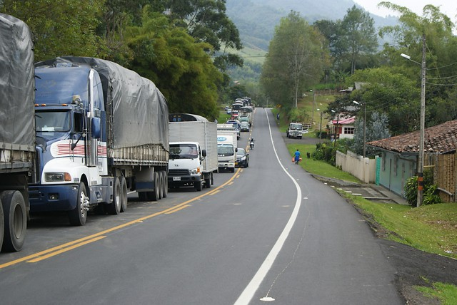 Millonarias pérdidas por bloqueos en vía Panamericana | EL FRENTE