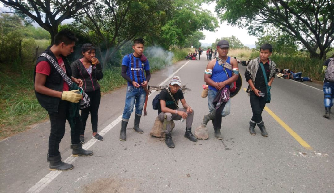 Indígenas insisten presencia  de Duque para levantar paro | EL FRENTE