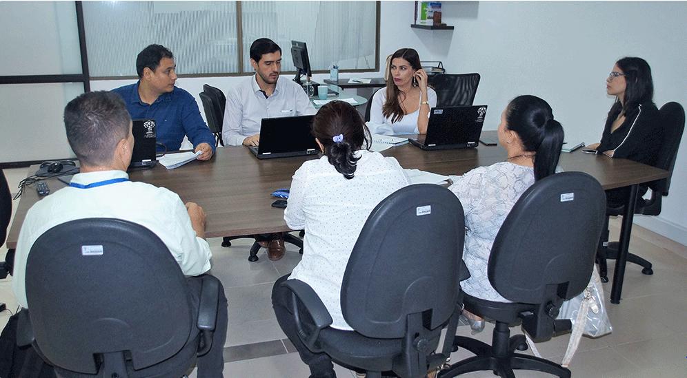 Se reanuda labor conjunta entre  URT y Defensoría en Santander   EL FRENTE