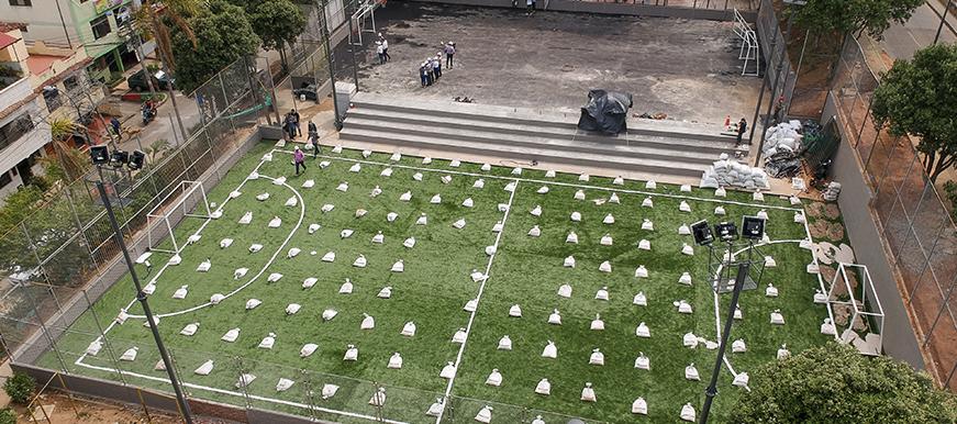 Coaviconsa estrenará parque a finales de marzo | Metro | EL FRENTE