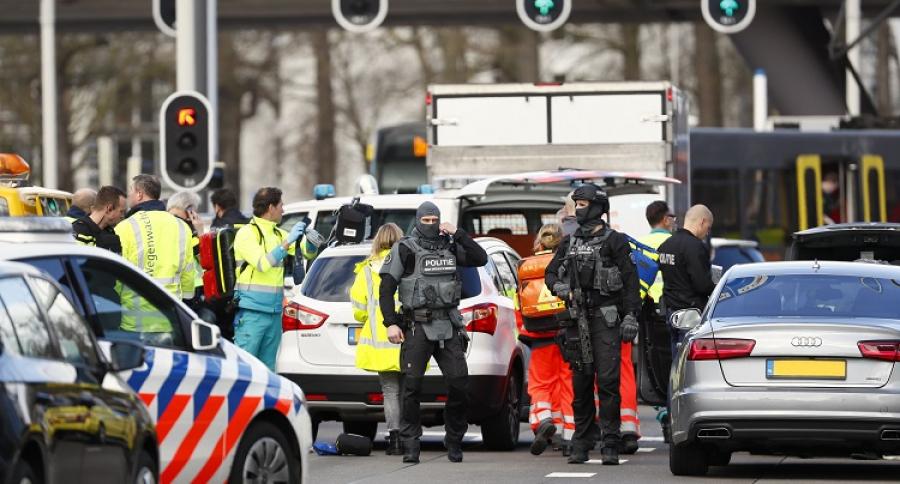 Aumenta a tres el número de muertos por ataque terrorista en Holanda | EL FRENTE