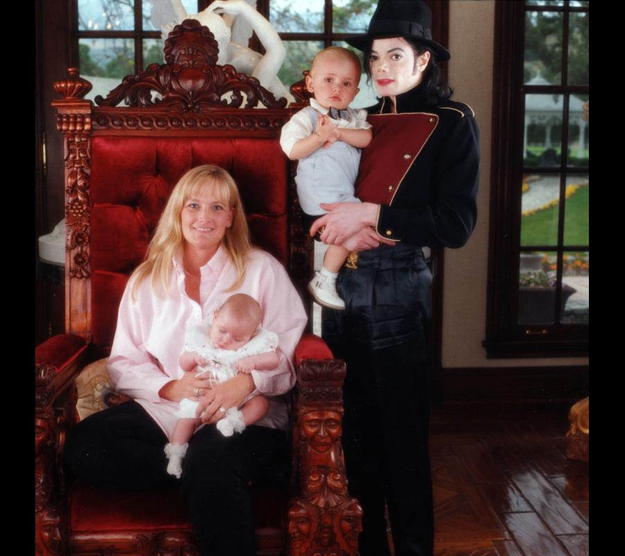 Hijos de Michael Jackson son de un donante de esperma   EL FRENTE