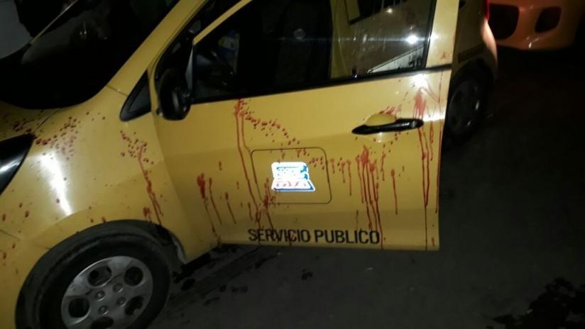 Taxista recibió 18 puñaladas durante intento de hurto en el norte de Bucaramanga  | EL FRENTE