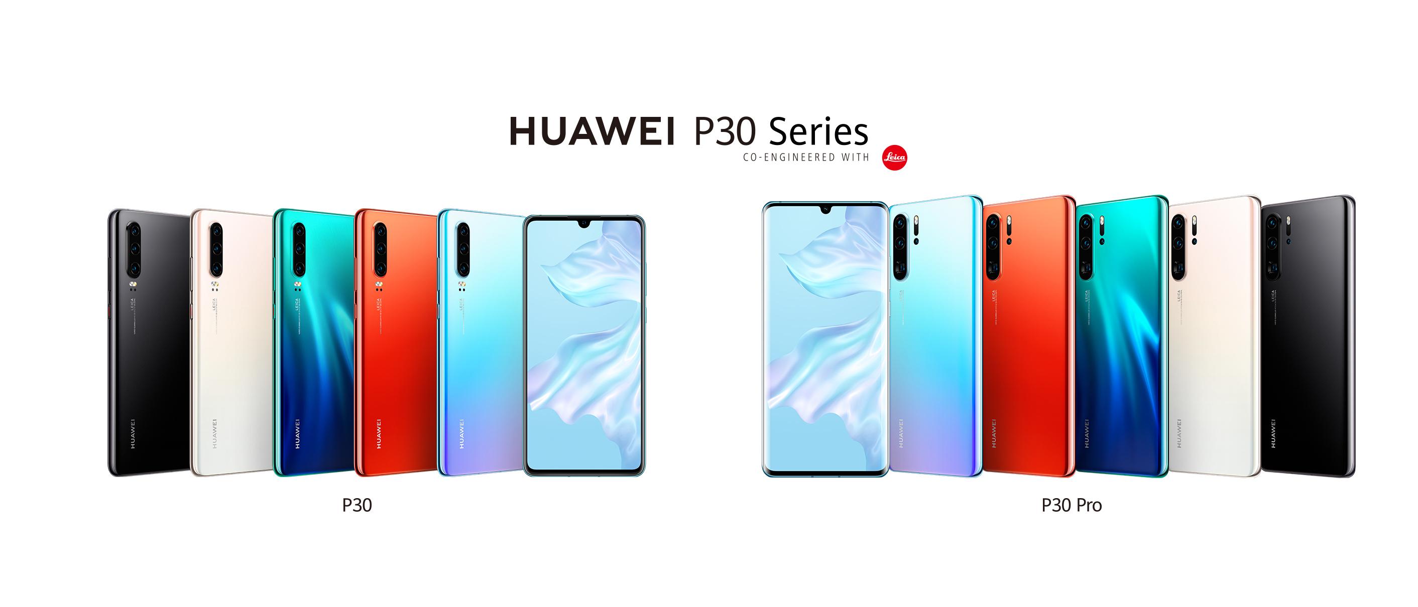 Huawei lanzó la Serie P30 en Colombia | EL FRENTE