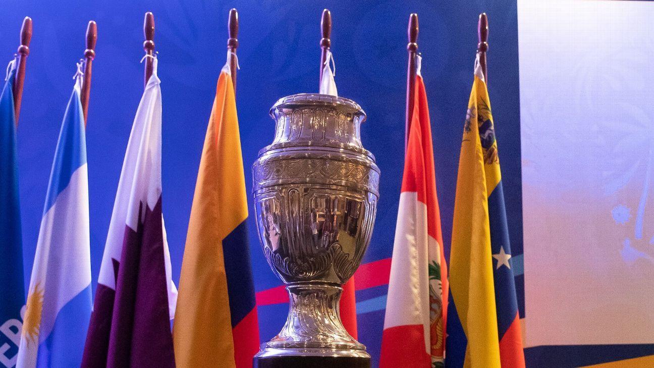 Fases finales Copa America 2020 en una sola sede | EL FRENTE