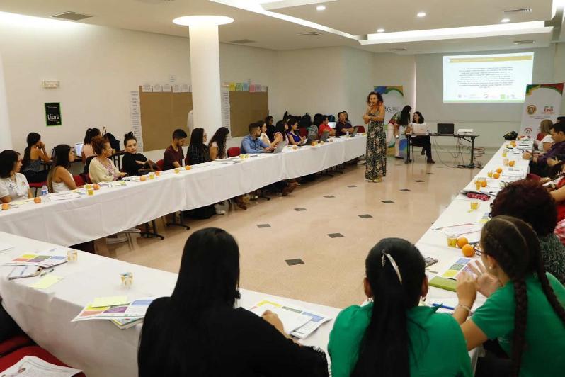 Iniciativas de G-PAD, EMAR, UIS y Gobernación de Santander. Hábitat y trabajo digno para la mujer   EL FRENTE