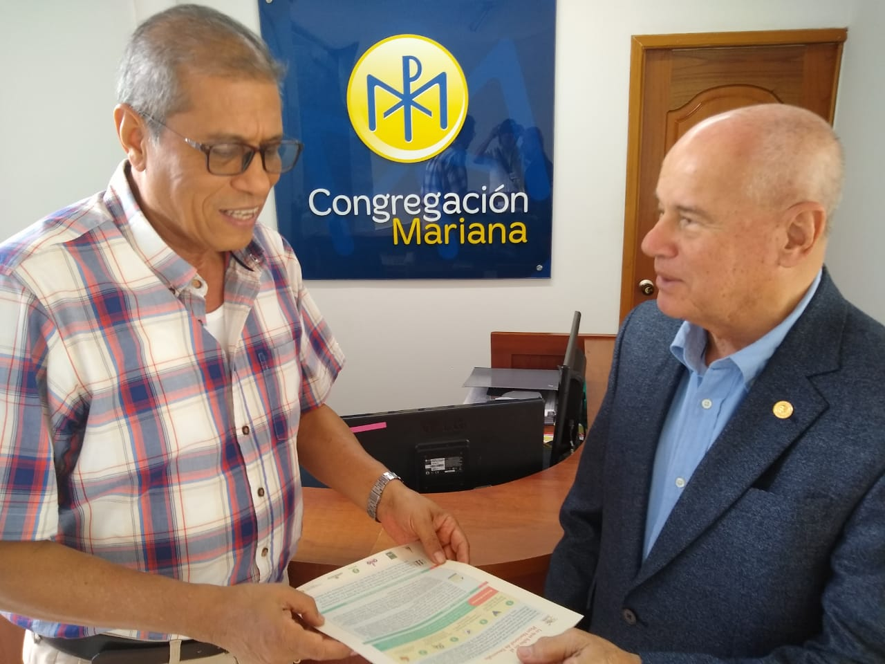 Congregación Mariana pide hoy al gobierno inclusión social en el PND | EL FRENTE