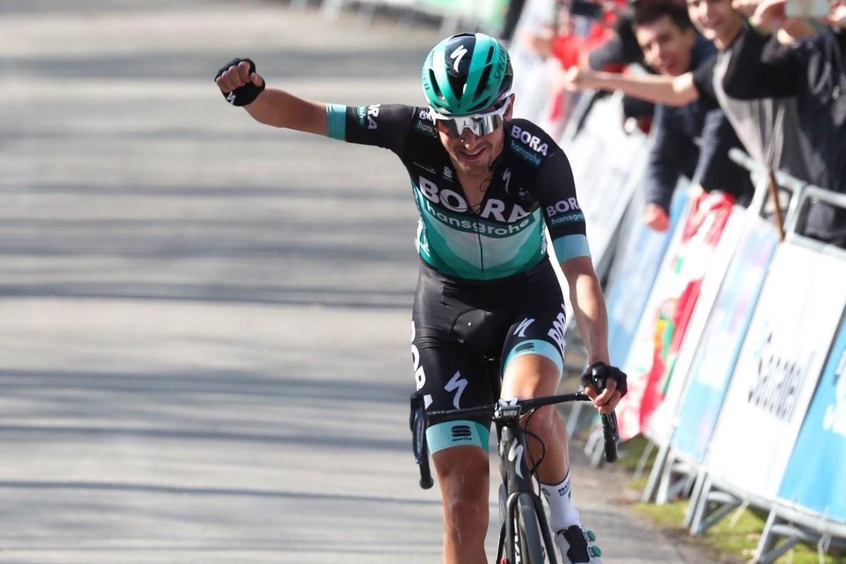 Buchmann gana la etapa y es el nuevo líder   EL FRENTE