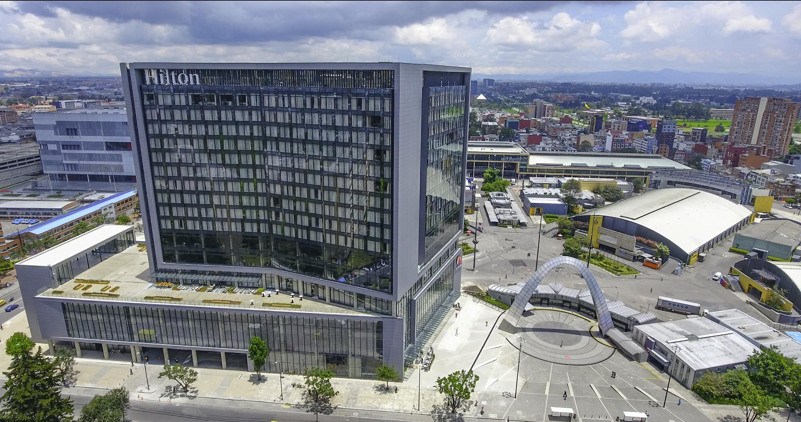 Hotel Hilton Bogotá Corferias abre sus puertas | EL FRENTE