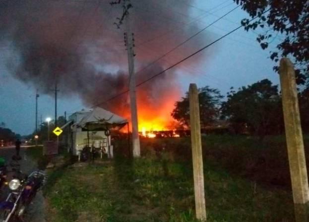 Candidato del CD era el objetivo real de atentado en Saravena    EL FRENTE