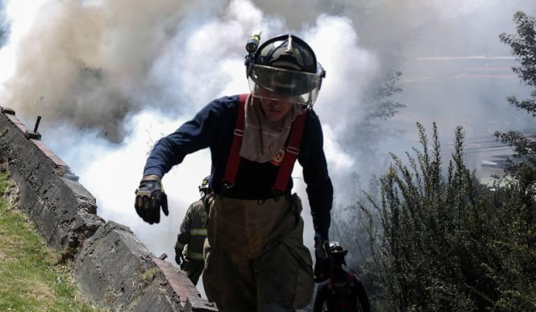 Un carro tanque explotó cerca de un pozo petrolero en Boyacá   EL FRENTE