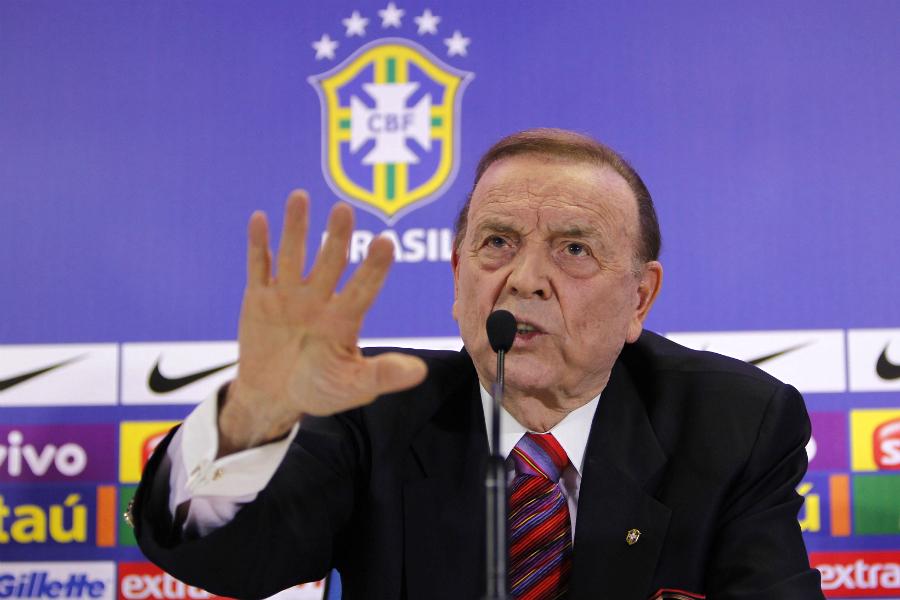 Ex presidente de la Confederación Brasileña suspendido de por vida por la FIFA | EL FRENTE