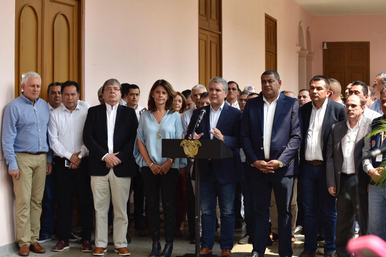 Presupuesto de $712.000 millones del Gobierno Nacional para mitigar crisis de migración venezolana | EL FRENTE