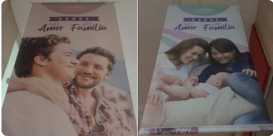 Centro Comercial de Floridablanca muestra apoyo a población LGTBI  | EL FRENTE