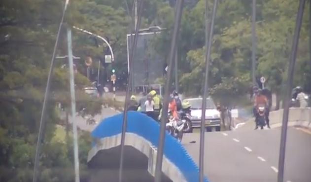 Policías evitaron el suicidio de una mujer en Neiva  | EL FRENTE