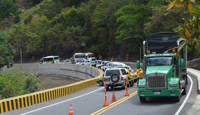 Cierre vial entre Cúcuta y Bucaramanga el viernes santo | EL FRENTE