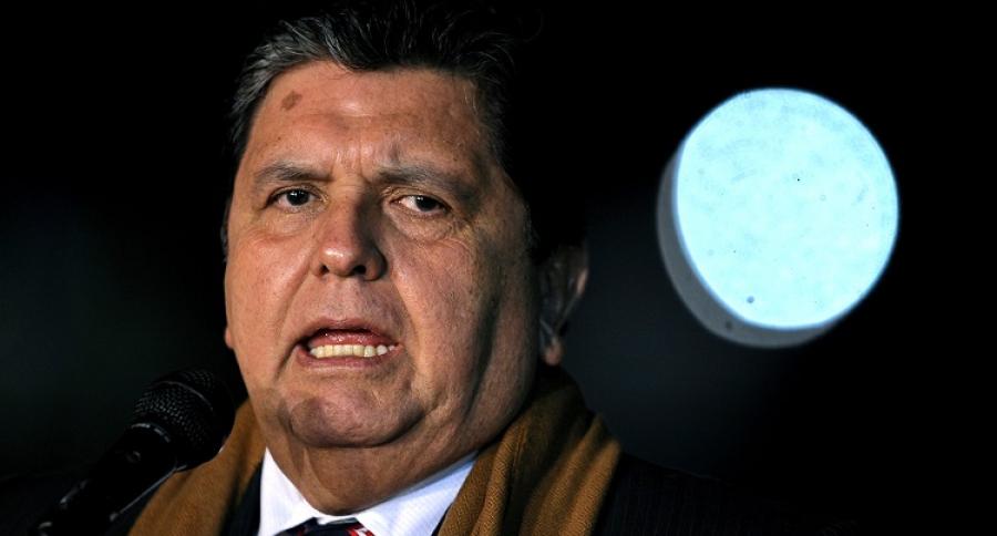 Murió el expresidente Alan García tras dispararse para evitar arresto por caso Odebrecht | EL FRENTE