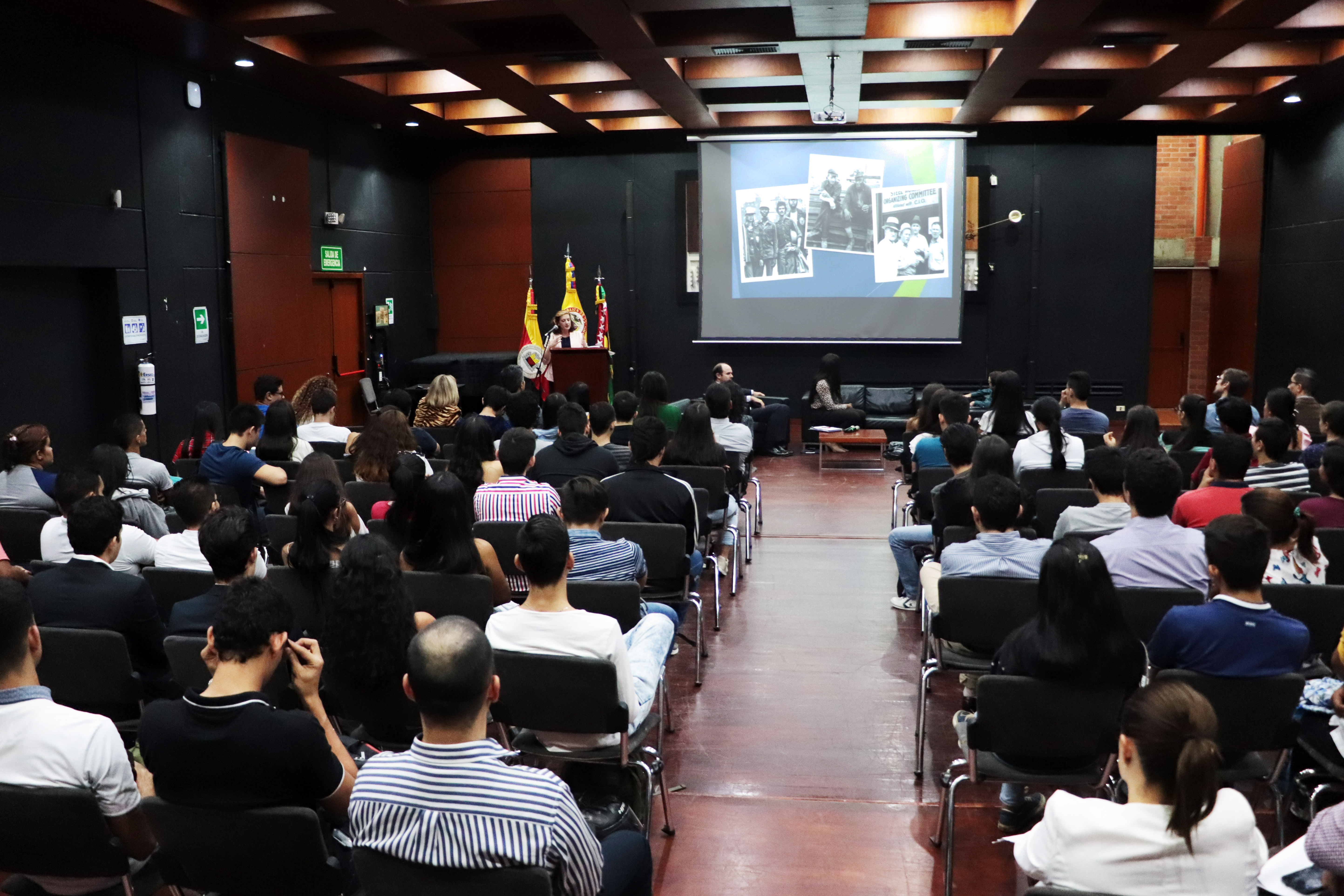 Intercambio entre Bucaramanga y Pittsburgh. UNAB promueve experiencias de ciudad | EL FRENTE