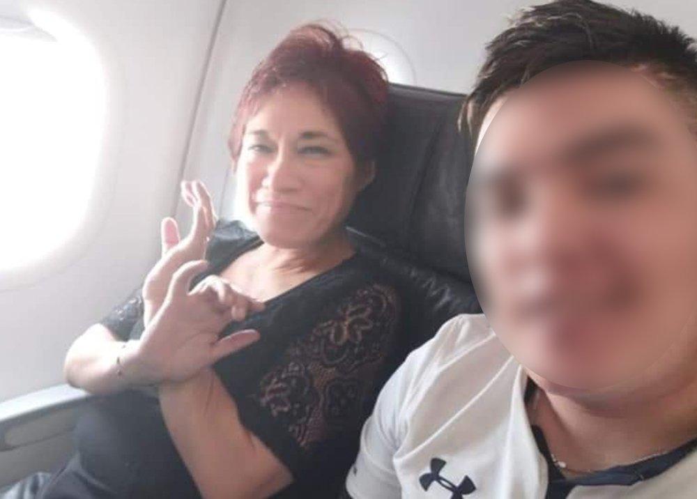 Curiteño es señalado de la desaparicion de exoficial chilena en Bucaramanga | EL FRENTE
