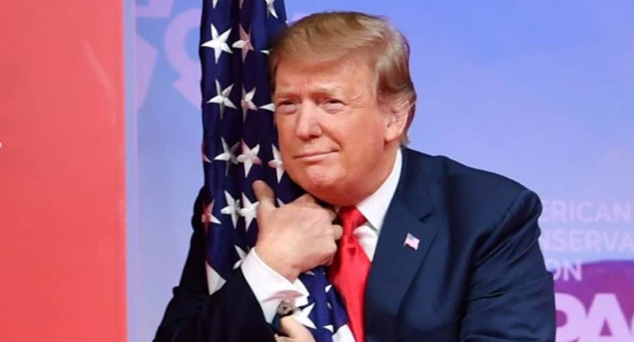 Acusan a Trump de obstruir a la justicia en la trama rusa | EL FRENTE