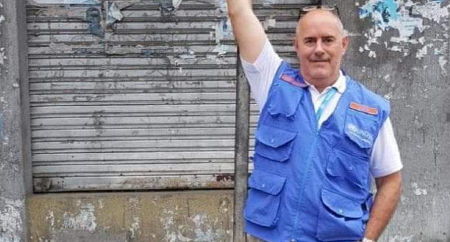 Indignación por agresión de un funcionario de la ONU a su mascota | Colombia | EL FRENTE