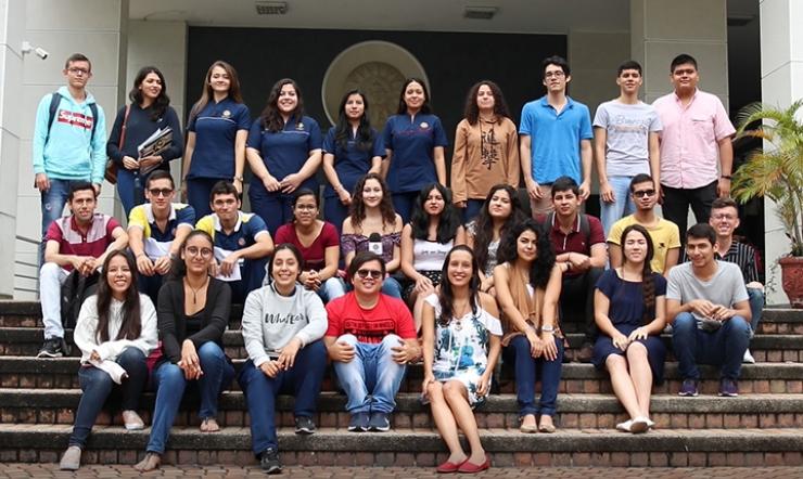 Proceso enseñanza-aprendizaje en la Santoto. Monitores UDIES que contribuyen a la excelencia | EL FRENTE