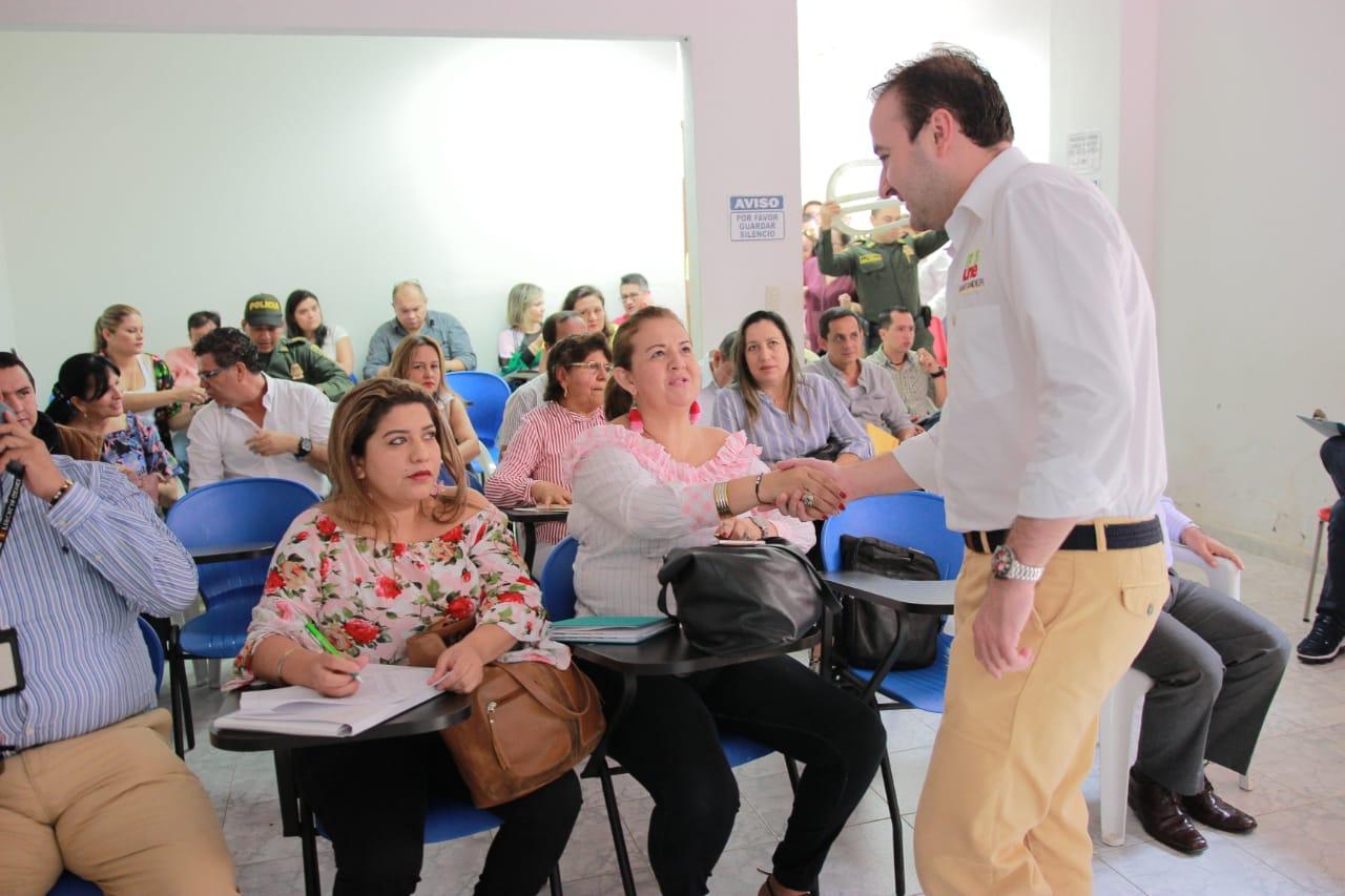 Comité de Seguimiento Electoral en la provincia santandereana. Mesas de trabajo en Socorro y San Gil | Región | Santander | EL FRENTE