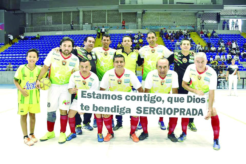 Santander gran campeón de los XVI Juegos ACORD   EL FRENTE