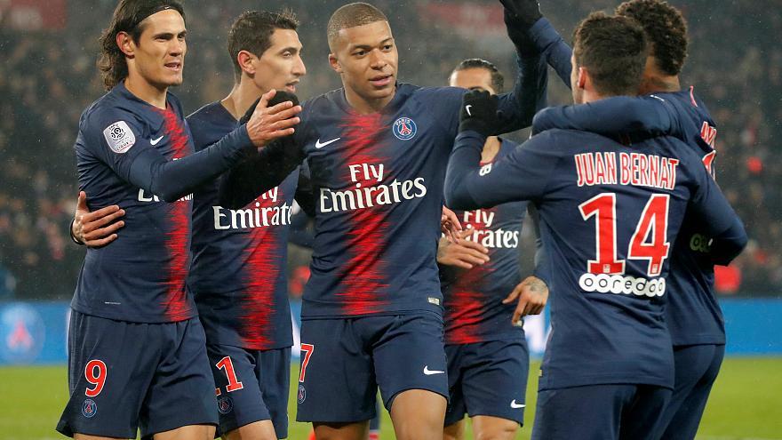 París Saint Germain campeón de Francia  | EL FRENTE