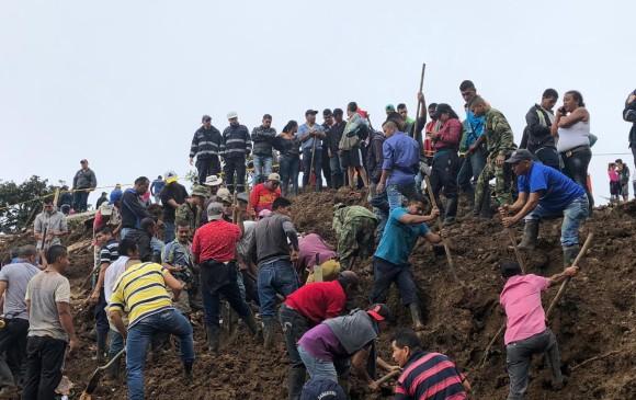 Deslizamiento dejó al menos 14 muertos en Cauca  | EL FRENTE